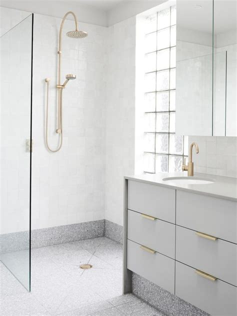 bathroom looks hot trend 36 terrazzo design and decor ideas digsdigs
