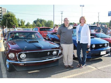 herb chambers hosts quot cars coffee quot in lynnfield danvers shrewsbury residents attends herb chambers cars