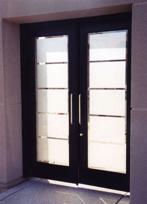 Images Of Glass Double Front Doors For Homes Glass Glazing Front Doors
