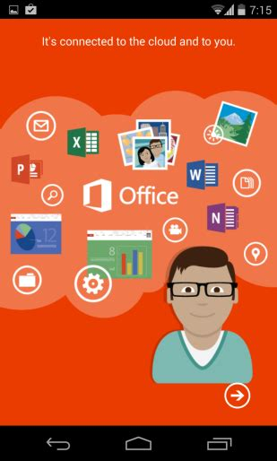 office 365 android app how to use microsoft office on tablets and smartphones