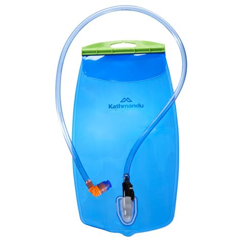 hydration and water bladder hydration bladder wp blue