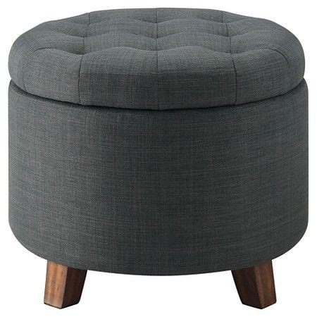target round ottoman 1000 ideas about round storage ottoman on pinterest
