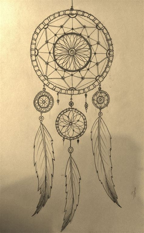 design dream simple dreamcatcher designs google search dream