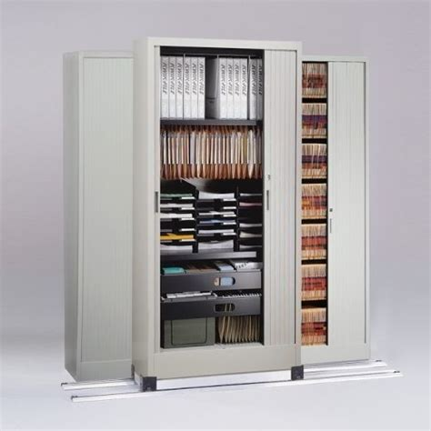 sliding door filing cabinet high quality filing shelf cabinet tambour doors for secure