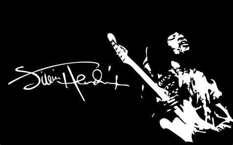 Jimi Hendrix Wallpaper Black And White | musiclipse a website about the best music of the moment