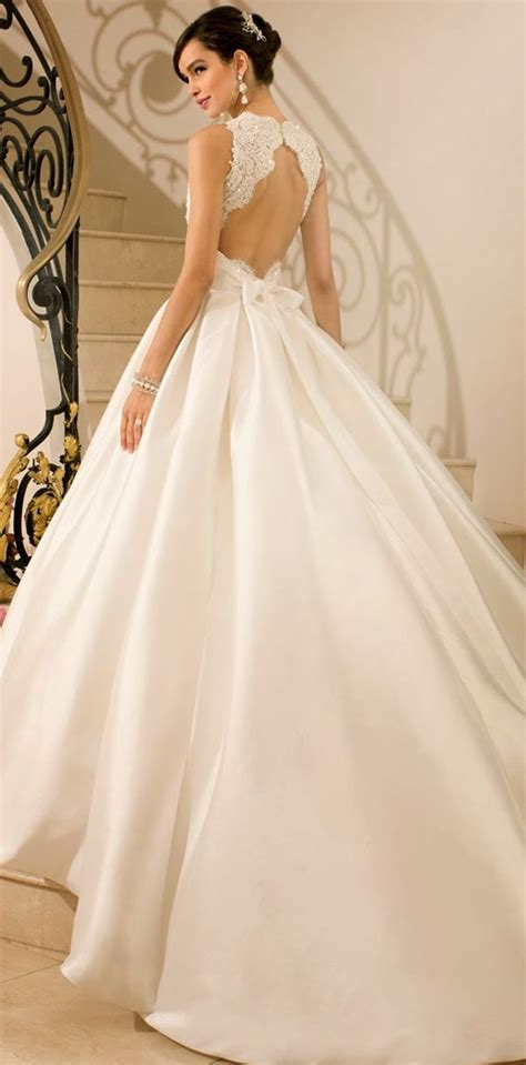 vestido de novia vestido de novia bridal dress vestidos para la boda perfecta pin