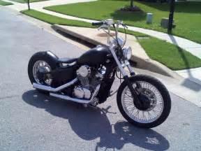 Honda Shadow 600 Bobber Honda Shadow 2001 Vlx 600 Bobber Motorcycle
