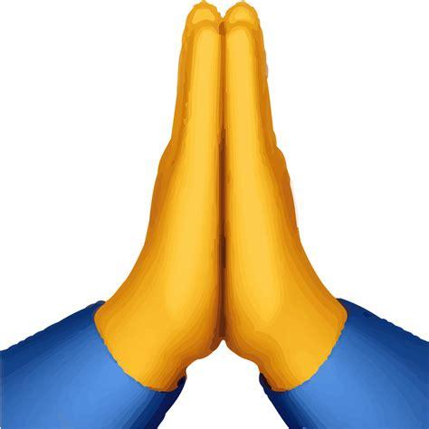 emoji pray prayer or high five this emoji is getting people confused