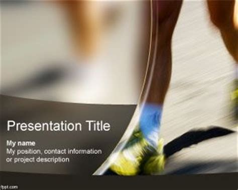 powerpoint templates free fitness fitness powerpoint template