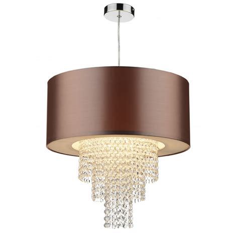 easy fit non electric gold faux silk ceiling shade