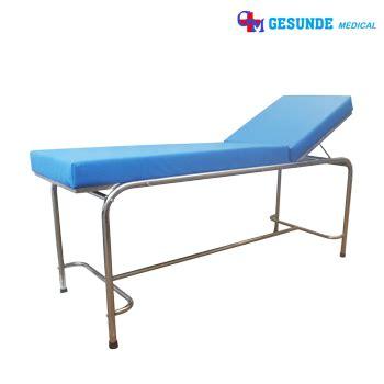 Kursi Tunggu Pasien Stainless meja periksa pasien stainless steel examination table trap ss toko medis jual alat kesehatan