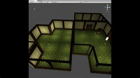 design house unity 3d unity 3d modular room build edit youtube