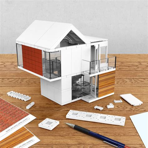 architectural model kits architectural model making kit 60 by arckit