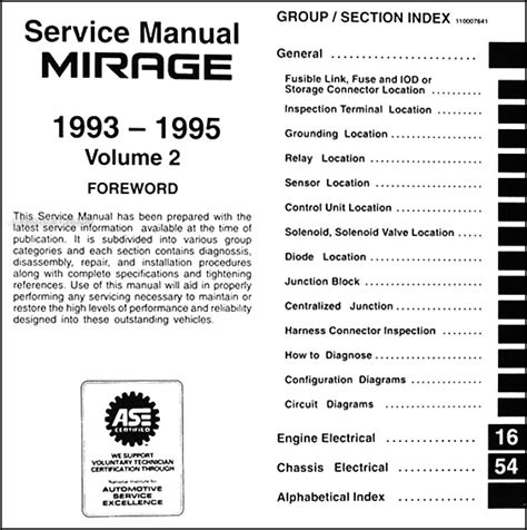 car repair manuals online pdf 2000 mitsubishi mirage auto manual mitsubishi mirage service manual pdf download autos post
