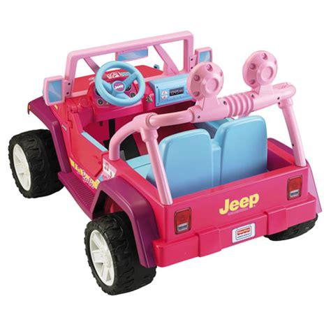 barbie jammin jeep power wheels 174 barbie jammin jeep 174 wrangler shop power
