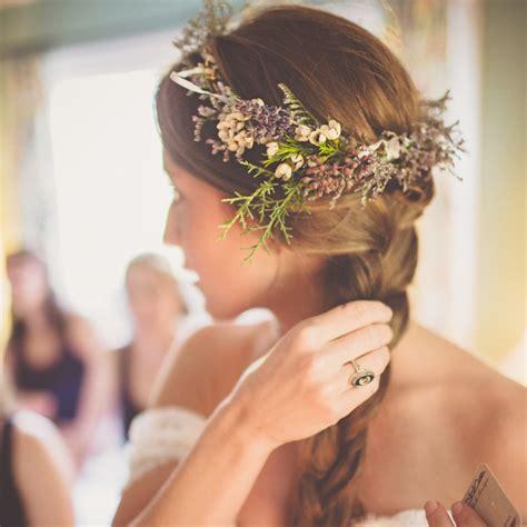 Wedding Hairstyles For Fall by Braided Wedding Hairstyles For Fall Weddings Brides