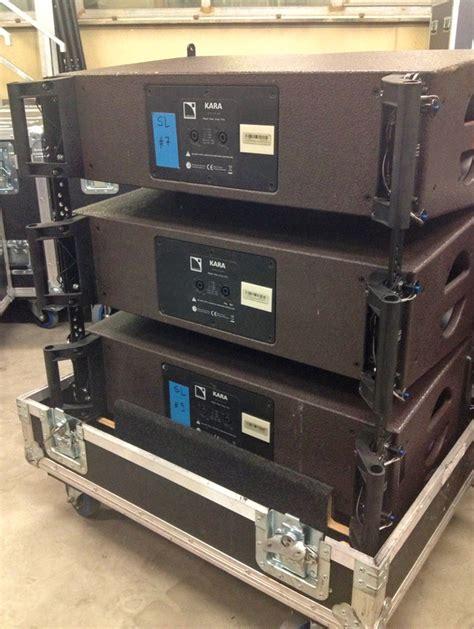Lighting Controller by L Acoustics Kara System 129 000 Eur Shs Global Specials