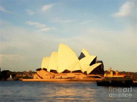 sydney house painters sydney opera house painting by pixel chimp