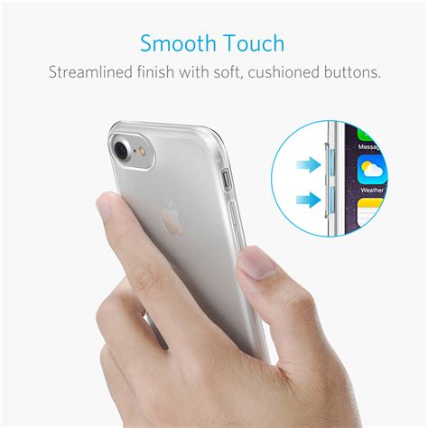 Anker Clearshell For Iphone 7 Clear A7054002 a7054002 td06 anker indonesia powerbank terbaik