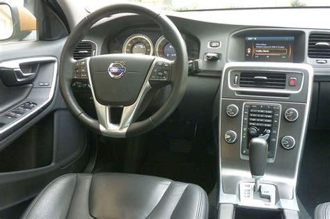 volvo  long term road test interior