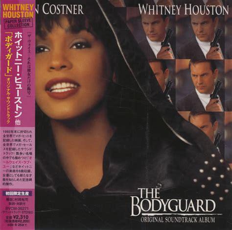 Cd Houston Ost The Bodyguard houston the bodyguard japanese cd album cdlp 427977