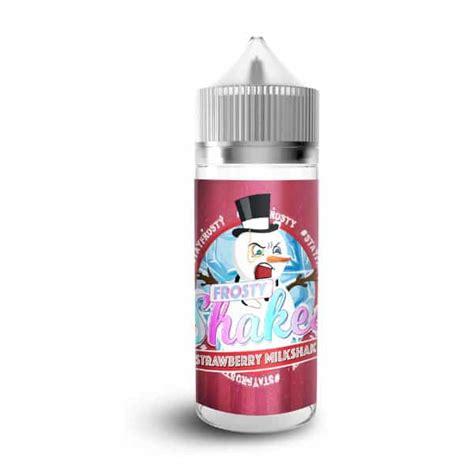 Eliquid E Liquid Berry Shakke Strawberry Milkshake dr frosty shakes strawberry milkshake next day vapes