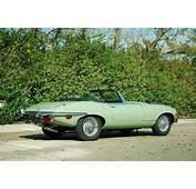 1969 JAGUAR XKE ROADSTER  137705