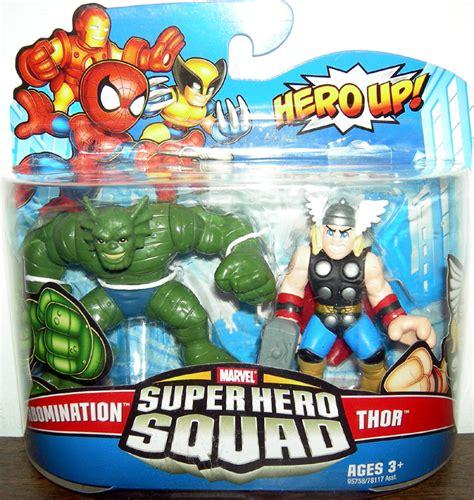 Figure Transformers Shs abomination thor squad figures