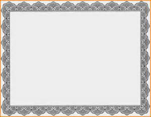 Free Blank Certificates Templates by Blank Award Certificate Template Certificate Template Png