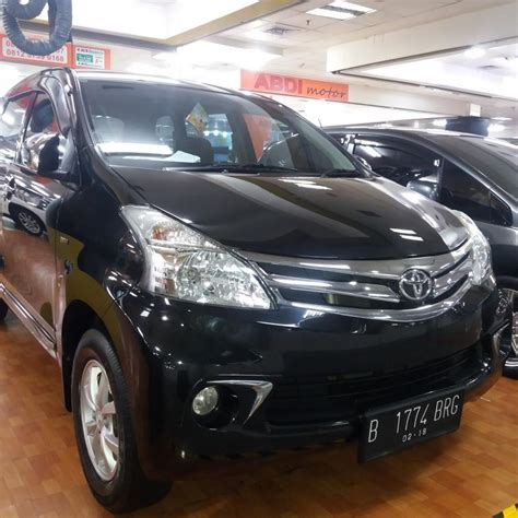 Avanza All New 2013 96 modifikasi avanza all new warna hitam 2017 modifikasi
