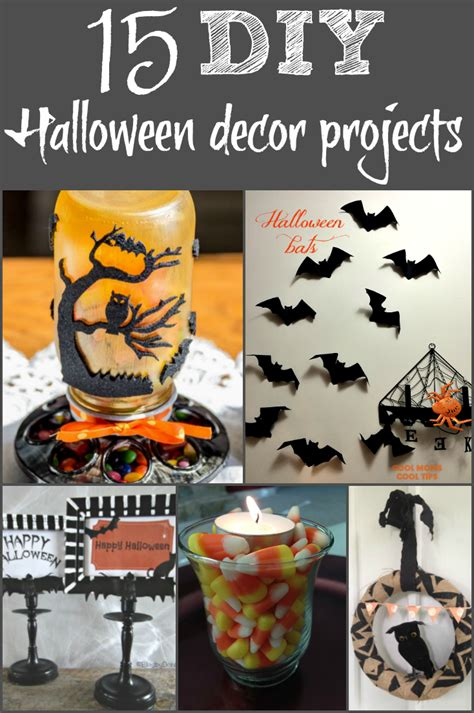 halloween decorations that you can make at home 15 diy halloween decorations you can make at home
