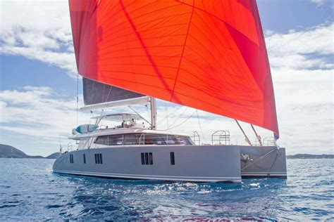 orion crewed catamaran charter caribbean - Orion Catamaran Charter