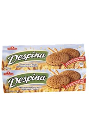 Aim Biscuit 100g despina integral company details at biscuit