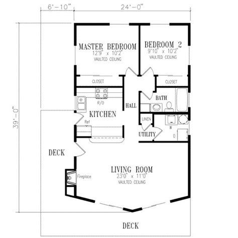900 square 2 bedrooms 1 batrooms on 1 levels
