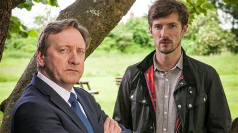 Talk Show Murders midsomer murders the ballad of midsomer county on