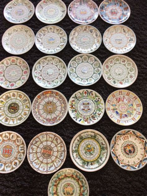 Sell Wedgwood Calendar Plates Wedgwood Calendar Plate For Sale In Uk View 51 Bargains