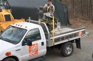 ot i want a truck bed like home depot s rental truck