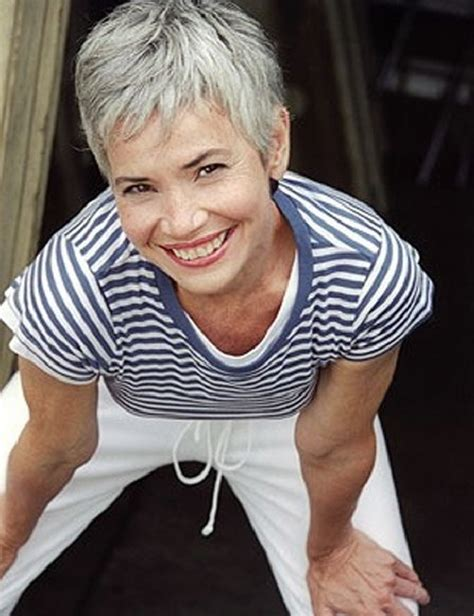 hairstyles for women over 70 with salt and pepper gray hair 130 best images about short hair styles for women over 50