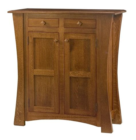 arts and crafts cabinet doors amish arts crafts cabinet
