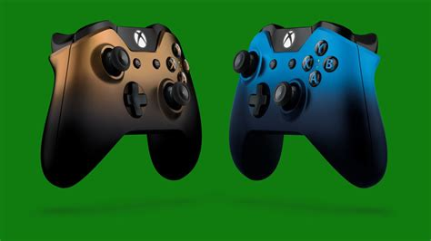 2 xbox one controllers xbox one gets new shadow controllers this month polygon