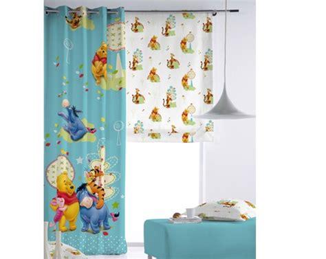 cortinas de winnie the pooh cortinas infantiles disney