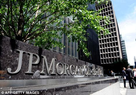 who owns jpmorgan bank jp faces 163 4bn loss in one of square mile s worst