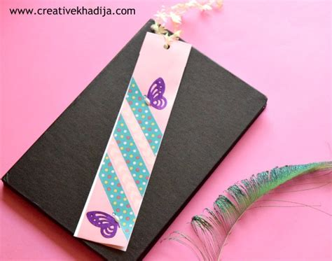 Handmade Bookmarks For Sale - creative handmade bookmarks easy ideas for and