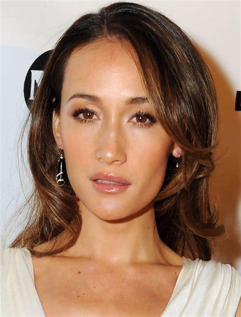 lobo haircut maggie q のおすすめ画像 272 件 pinterest アジア美人 キレイな女性 女優
