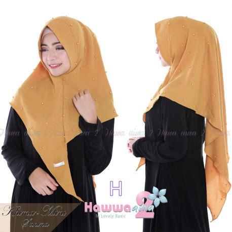 khimar mini sahina h baju muslim gamis modern