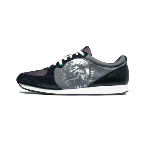 sneakers for diesel great era ahead sneakers in black for lyst