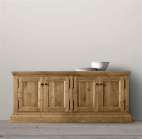 Restoration Hardware Sideboard restoration hardware salvaged sideboard for the home