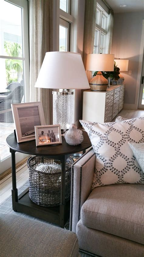 living room table decorating ideas 25 best ideas about side table decor on pinterest entry