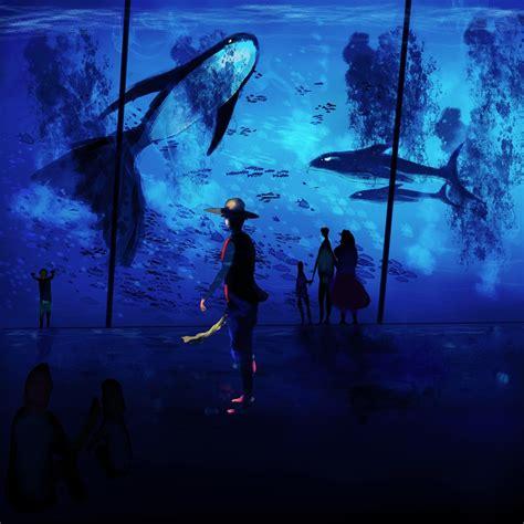 Lu Led Aquazonic luffy s aquarium by dimifrost on deviantart