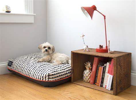 designer dog bed modern dog beds korrectkritterscom